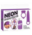 Neon Naughty Nites Kit Purple