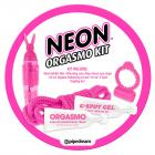Neon Orgasmo Kit Pink Sex Toy Product