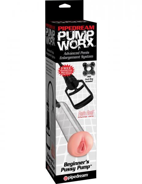 Beginners Pussy Pump
