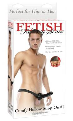 Fetish Fantasy Cumfy Hollow Strap
