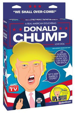 Donald Chump Love Doll Sex Toy Product