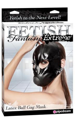 Fetish Fantasy Ball Gag Mask