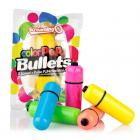 Color Pop Bullet Vibrator Neon Green Sex Toy Product