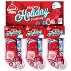 Holiday Stocking 6 Piece with Header Sex Toy Product