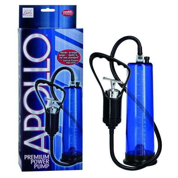 Apollo Premium Power Penis Pump