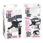 10-Function Silicone Love Rider G-Caress - Black