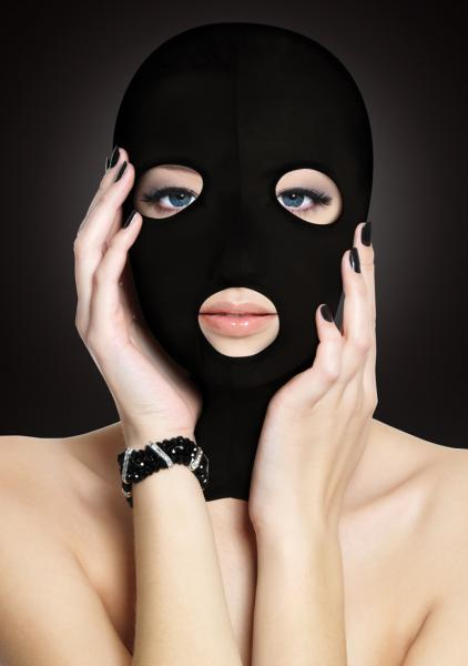 Subversion Mask Black O/S Sex Toy Product