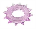 Elastomer C Ring Stud Purple