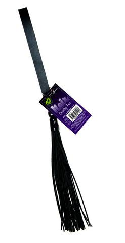 Noir Beaded Flogger