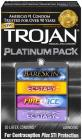 Trojan Platinum Pack Assorted Condoms - 10 pack Sex Toy Product