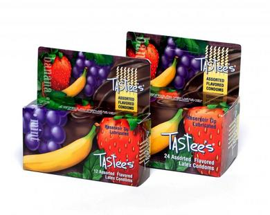 Tastees 12 Pack Assorted