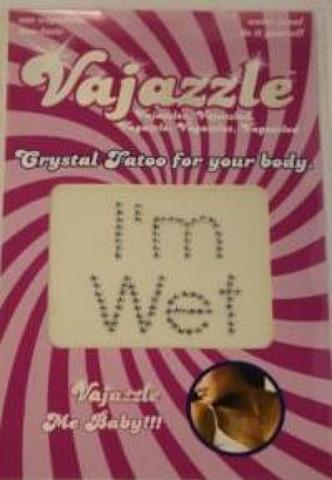 Vajazzle IM Wet Sex Toy Product