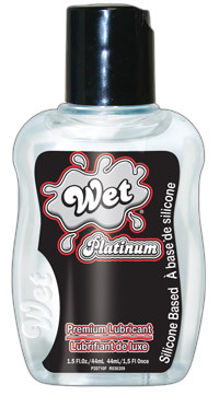 Wet Platinum Premium Lubricant