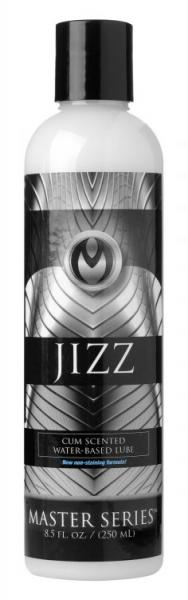 Jizz Water Based Cum Scented Lube 8.5oz Sex Toy Product