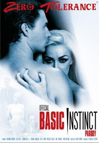 Official Basic Instinct Parody -Dvd