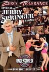 Official Jerry Springer Xxx Parody -Dvd