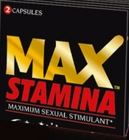 Max Stamina 2 Pack Sex Toy Product