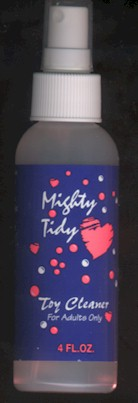 Mighty Tidy Toy Cleaner 4 oz