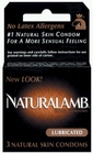 Trojan Natural Lamb Condoms 3Pk. Sex Toy Product