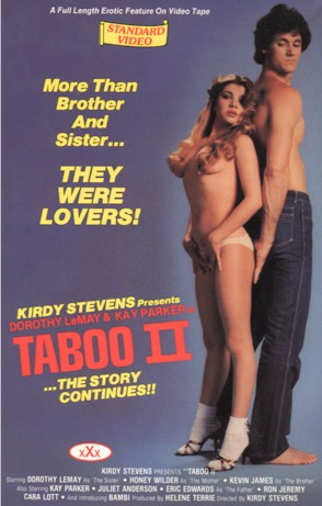 Taboo II - Classic DVD