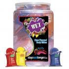 Wet Sugar-free Flavored Lubricant (refill Bag Of 144 10ml Pillows)