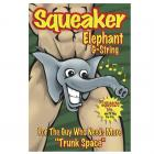 Male Power Squeaker Elephant G-string