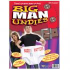 Big Man Undies
