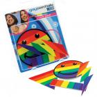 Gaysentials Assorted Static Cling Sticker Pack (d)