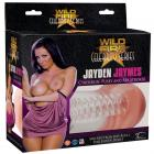 Wildfire Celebrity Jayden Jaymes Cyberskin Pussy And Ass Stroker