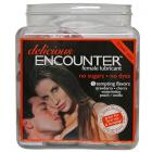 Delicious Encounter Female Lubricant Assorted 24ml Bowl (48) Sex Toy Product