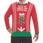 Xmas Sweater Under The Mistletoe L/XL Sex Toy Product