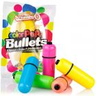 Screaming O Color Pop Bullets In Display (20) Sex Toy Product