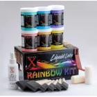 Liquid Latex Rainbow Kit