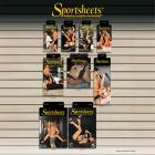 Spostsheets Sexual Positioning Plan-o-gram (9 Skus/25pc) Sex Toy Product