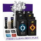Wet Wow Counter Top Display (4ea Of 2 Skus) Sex Toy Product