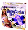 Honeysucker Bee Strap-on - Purple Sex Toy Product Image 2