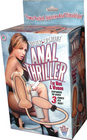 Vibrating Expandable Anal Thriller