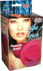 Velvet Touch Clit Licker Pink