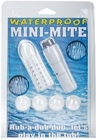 Mini Mite massager w/sleeve