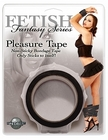 Fetish Fantasy Pleasure Tape Black