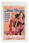 Lover&#039;s Jelly Anal Beads - Pink