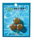 Watch Battery 3pc Card  Sex Toy Product