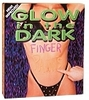Glow in the Dark Finger Paints