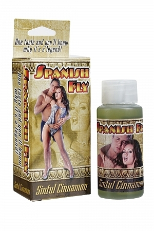 Spanish Fly - Sinful Cinnamon