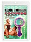Love Tapper Cock Ring Purple