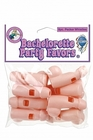Bachelorette Party Pecker Whistles - 8pc.