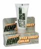 Hemp Stay Erect Cream .5 fl.oz.
