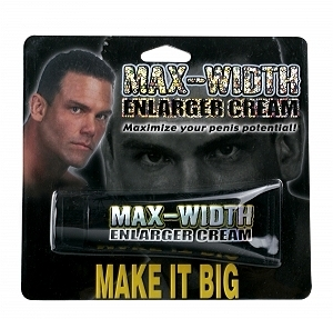 Max Width Enlarger Cream 1.5 oz.