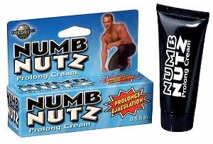 Numb Nutz .5 oz. Sex Toy Product