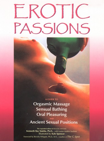 Erotic Passions Book